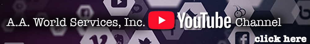 Banner AAWS Youtube